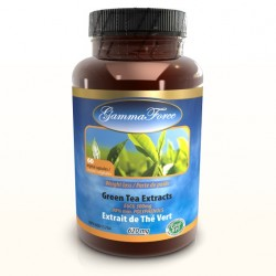 Green Tea 300mg EGCG 620MG 60 Capsules
