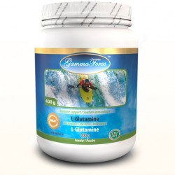 L-Glutamine micronized pharmaceutical grade 400g