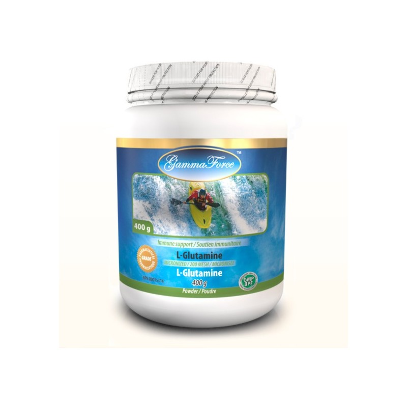 L-Glutamine micronisée (fermentation) 400g