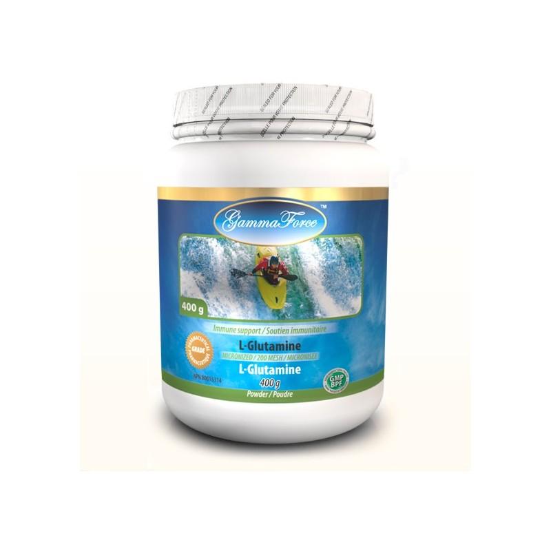 L-Glutamine micronized pharmaceutical grade 400g