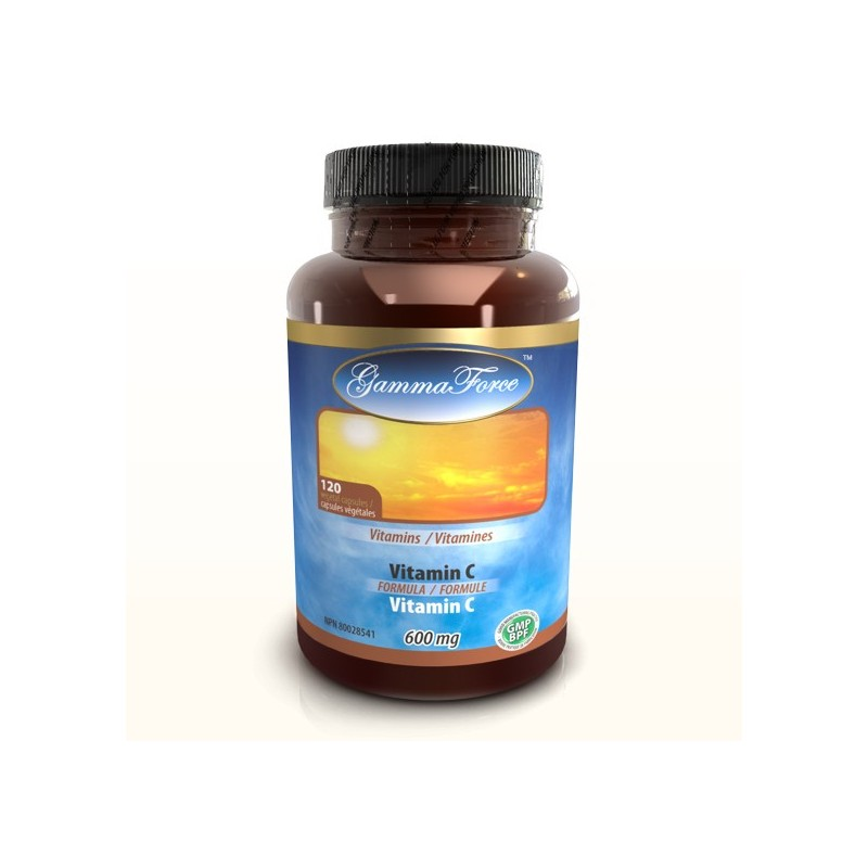 Formule Vitamine C 120 capsules