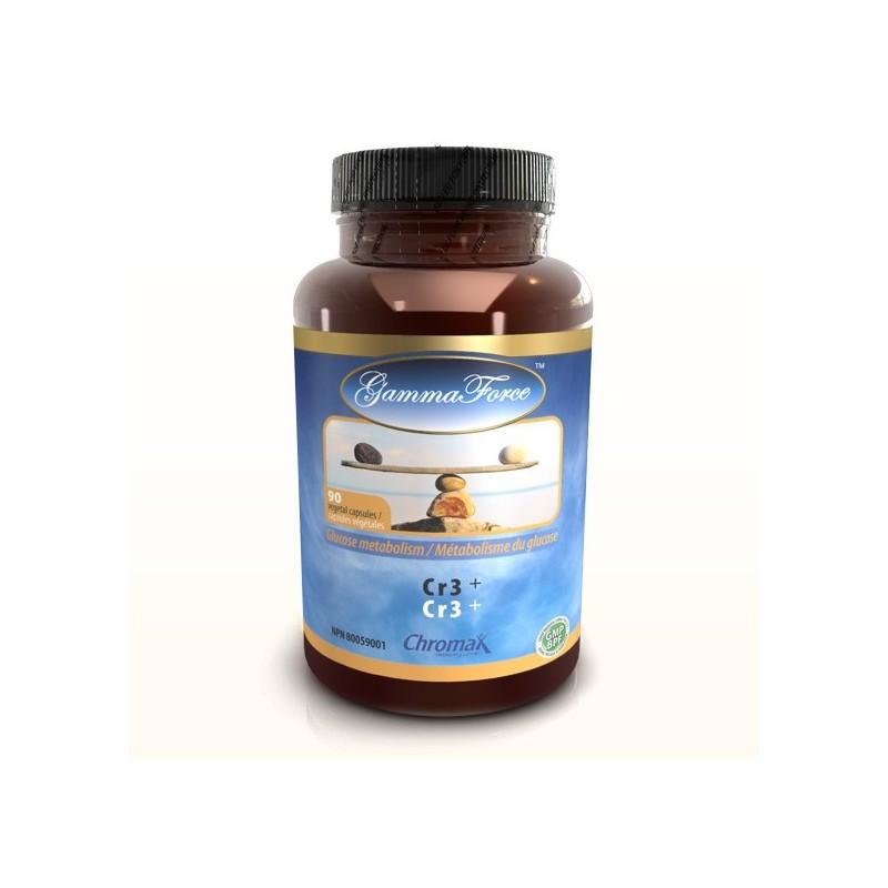 Trivalent chromium picolinate 90 capsules
